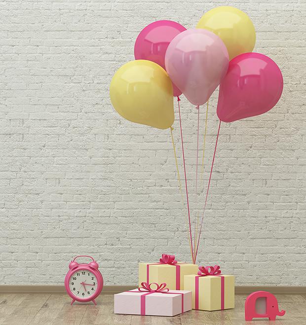 urodziny dla dzieci - czas