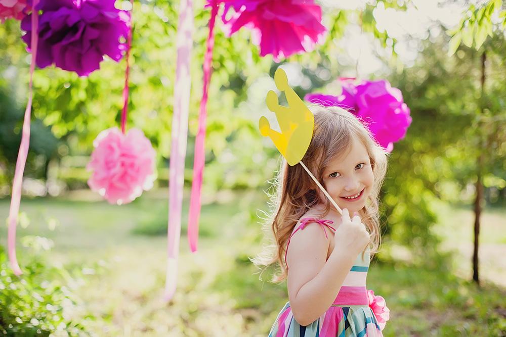 5 zabaw na urodziny w parku lub ogrodzie