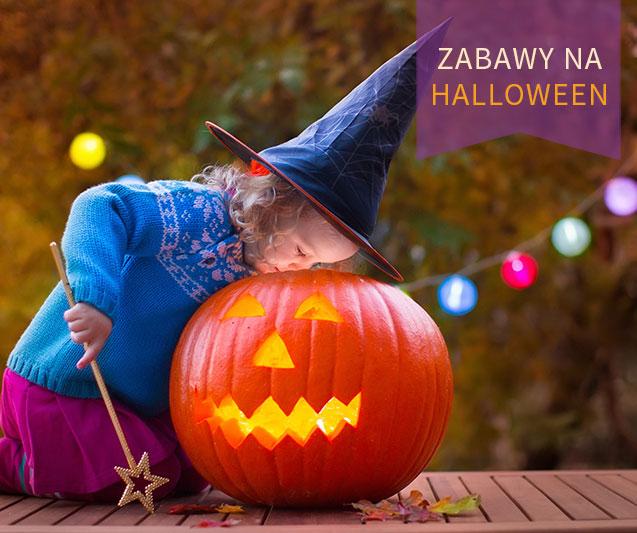 5 super zabaw na przyjęcie halloween dla dzieci
