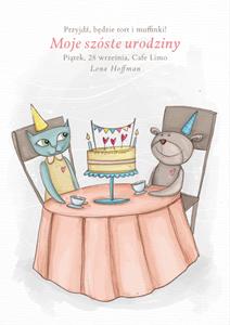 Zaproszenie Na Urodziny Online