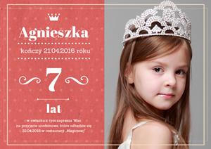 Zaproszenia Na Urodziny Dla Dziecka Smartinvite